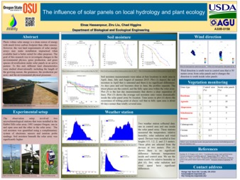 Graduate Thesis Or Dissertation | The influence of solar